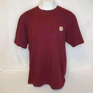 Carhartt Men's Loose Fit Pocket T-shirt…